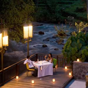 Beautiful Romantic Setting