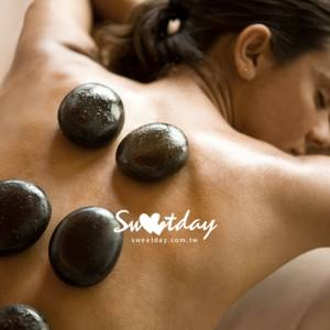 aroma hot stone theraphy
